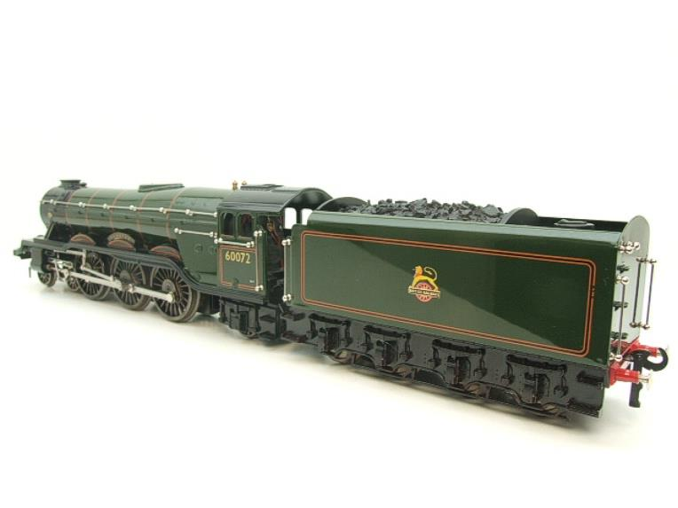 "Ace Trains O Gauge E/6 A3 Pacific Class BR ""Sunstar"" R/N 60072 Electric 3 Rail Boxed image 19"