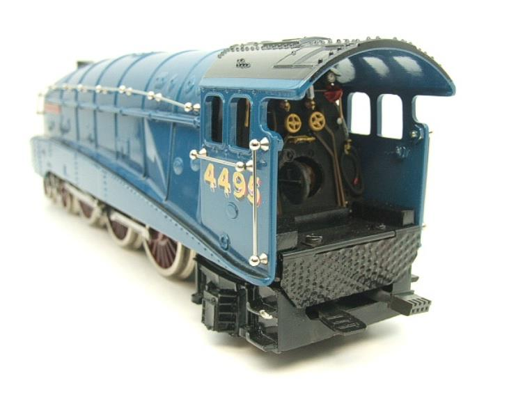 "Ace Trains O Gauge E4 A4 Pacific LNER Blue ""Golden Fleece"" R/N 4495 Electric 3 Rail Boxed image 12"
