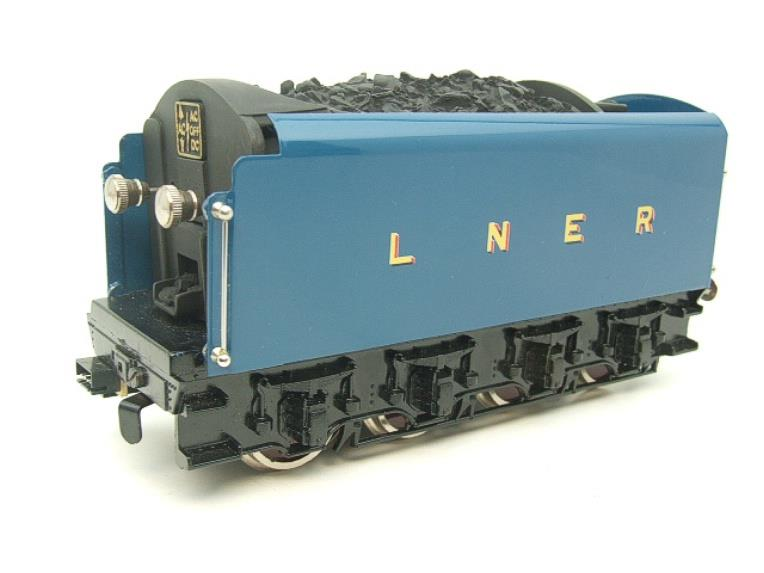 "Ace Trains O Gauge E4 A4 Pacific LNER Blue ""Golden Fleece"" R/N 4495 Electric 3 Rail Boxed image 13"