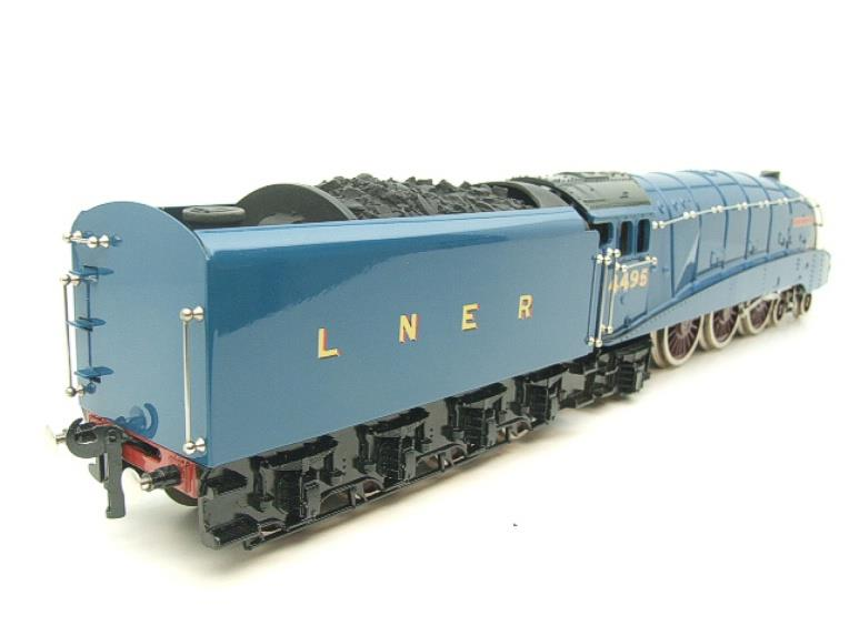 "Ace Trains O Gauge E4 A4 Pacific LNER Blue ""Golden Fleece"" R/N 4495 Electric 3 Rail Boxed image 18"