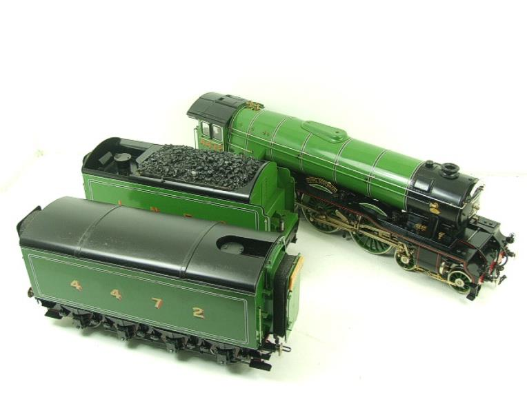"Gauge 1 Aster LNER A3 Class Pacific ""Flying Scotsman"" & Twin Tenders R/N 4472 Live Steam image 13"