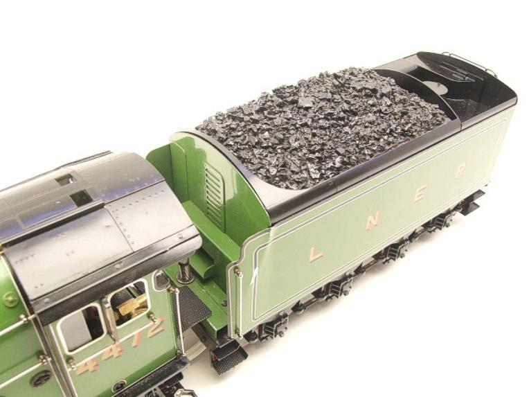 "Gauge 1 Aster LNER A3 Class Pacific ""Flying Scotsman"" & Twin Tenders R/N 4472 Live Steam image 15"