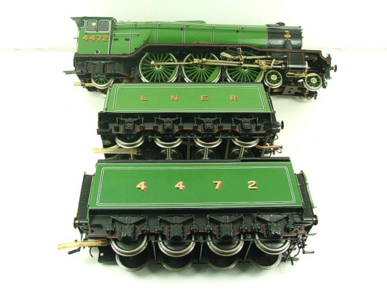 "Gauge 1 Aster LNER A3 Class Pacific ""Flying Scotsman"" & Twin Tenders R/N 4472 Live Steam image 20"