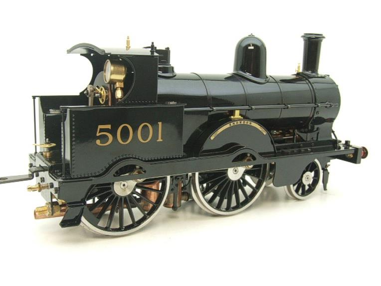 "Gauge 1 Aster LMS Black Jumbo ""Snowdon"" R/N 5001 Live Steam NEW Boxed image 11"