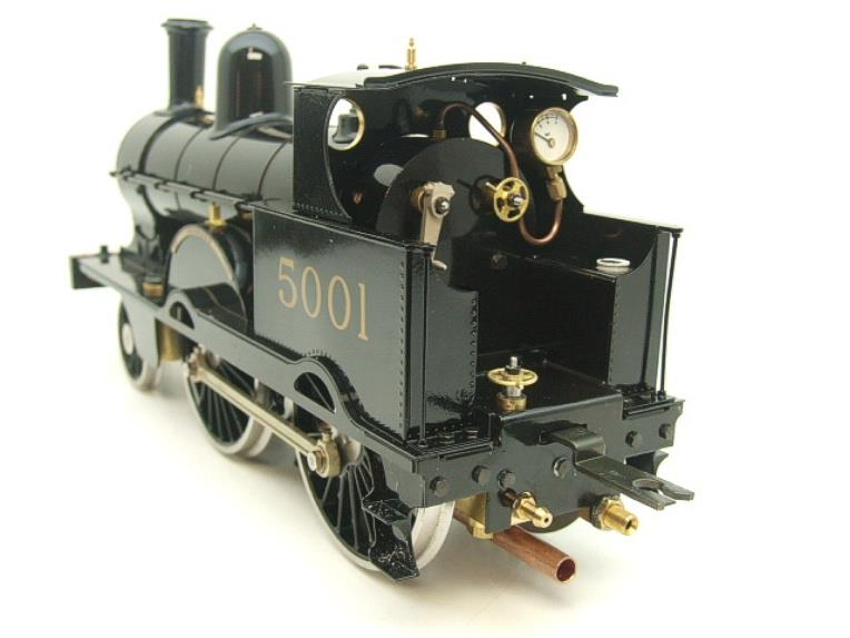 "Gauge 1 Aster LMS Black Jumbo ""Snowdon"" R/N 5001 Live Steam NEW Boxed image 13"
