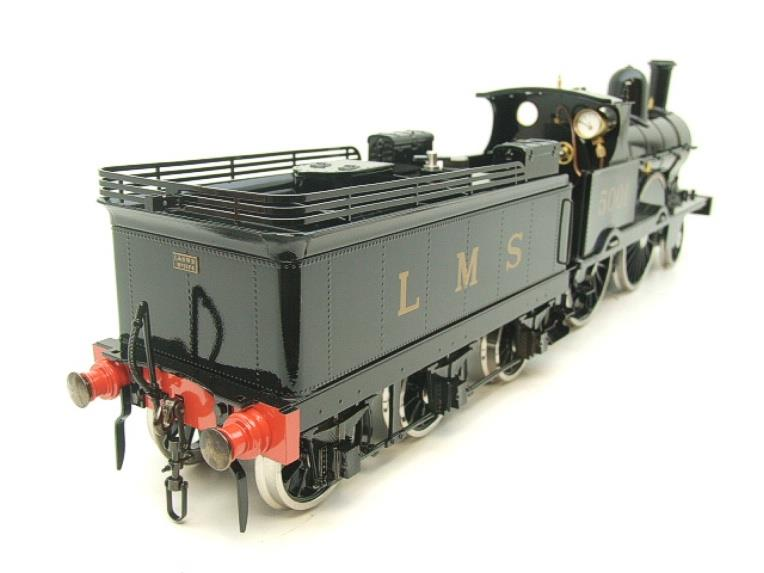 "Gauge 1 Aster LMS Black Jumbo ""Snowdon"" R/N 5001 Live Steam NEW Boxed image 21"