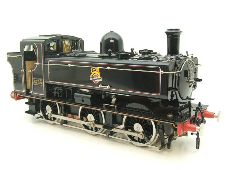 Gauge 1 Aster BR Black Class 5700 Pannier Tank Loco R/N 8763 Live Steam Boxed image 11