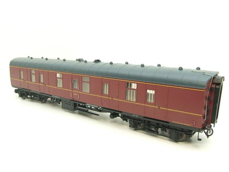 Heljan Tower Models O Gauge HJ4951 Mk1 BR Maroon Full Brake Coach Un-numbered Boxed image 11