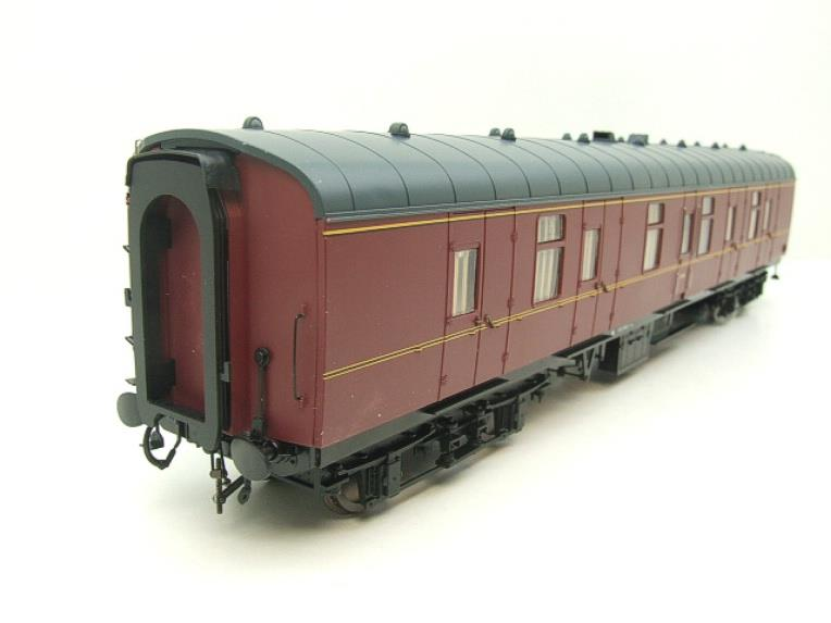 Heljan Tower Models O Gauge HJ4951 Mk1 BR Maroon Full Brake Coach Un-numbered Boxed image 12