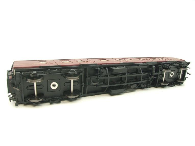 Heljan Tower Models O Gauge HJ4951 Mk1 BR Maroon Full Brake Coach Un-numbered Boxed image 13