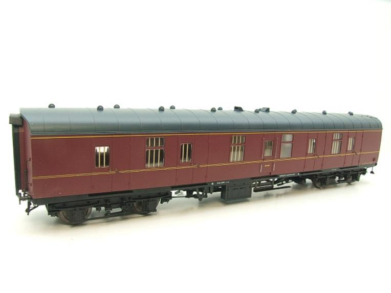 Heljan Tower Models O Gauge HJ4951 Mk1 BR Maroon Full Brake Coach Un-numbered Boxed image 18