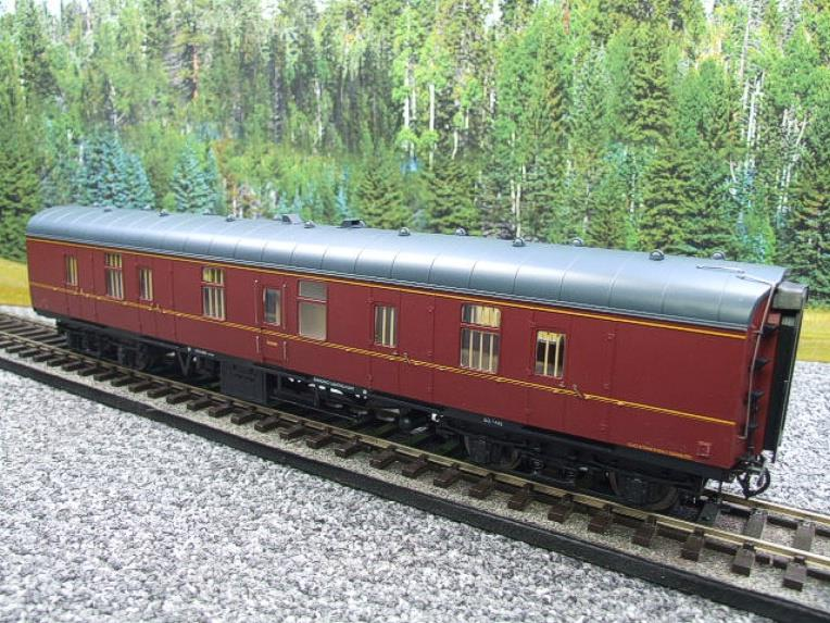 Heljan Tower Models O Gauge HJ4951 Mk1 BR Maroon Full Brake Coach Un-numbered Boxed image 19