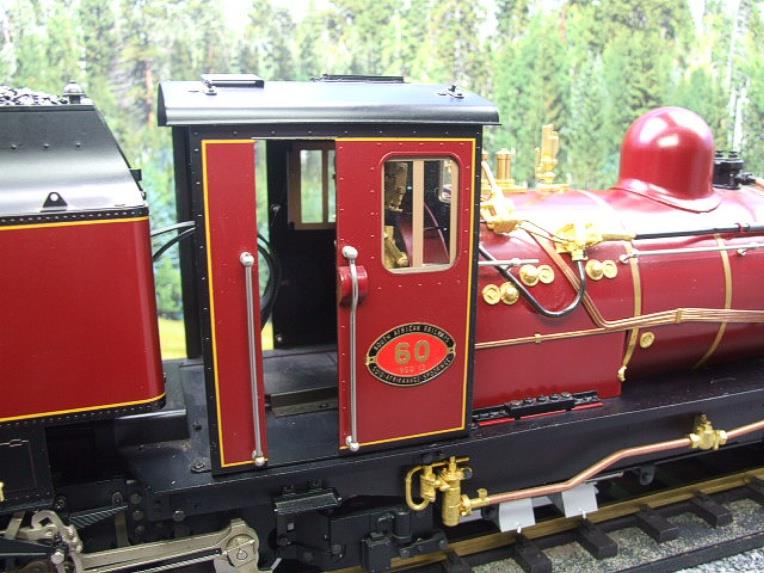 "Gauge 1 Aster/LGB NGG13 No.60 Schbb ""Beyer Garratt"" 20922 Digital Steam Locomotive image 11"