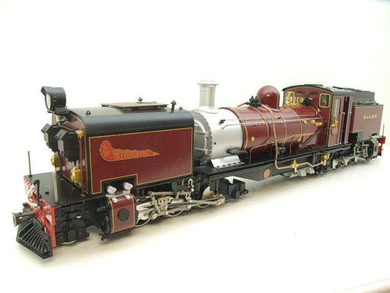 "Gauge 1 Aster/LGB NGG13 No.60 Schbb ""Beyer Garratt"" 20922 Digital Steam Locomotive image 19"