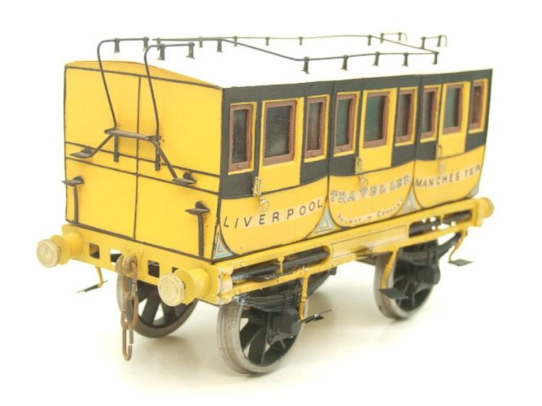 Gauge 1 Aster Style The Wagon & Carriage Works Period Style 1st & 2nd Class Coaches Set image 15
