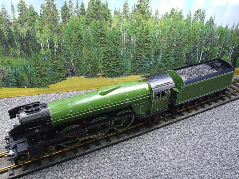 "Gauge 1 Accucraft S32-4 LNER A3 ""Flying Scotsman"" R/N 4472 Gas Fired Live Steam R/Controlled Bxd image 12"