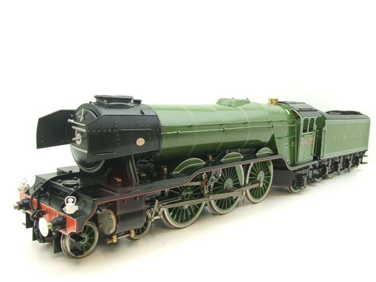 "Gauge 1 Accucraft S32-4 LNER A3 ""Flying Scotsman"" R/N 4472 Gas Fired Live Steam R/Controlled Bxd image 15"