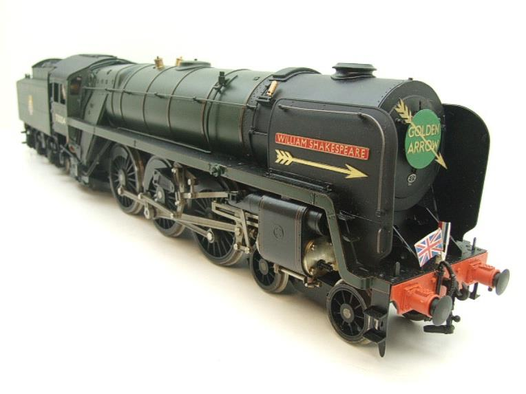 "Gauge 1 G1MC Aster BR Britannia 4-6-2 Standard Class 7 ""William Shakespeare"" RN 70004 Live Steam image 19"
