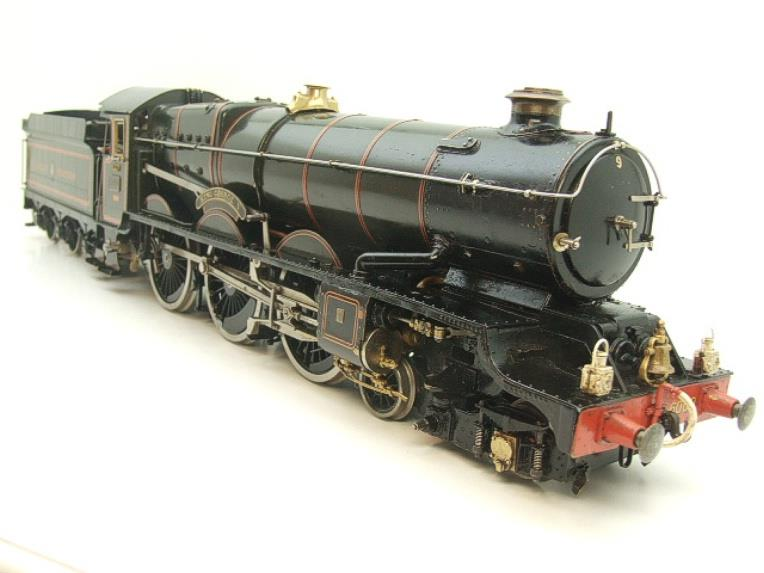 "Gauge 1 Aster GWR King Class ""King George V"" R/N 6000 Live Steam image 11"