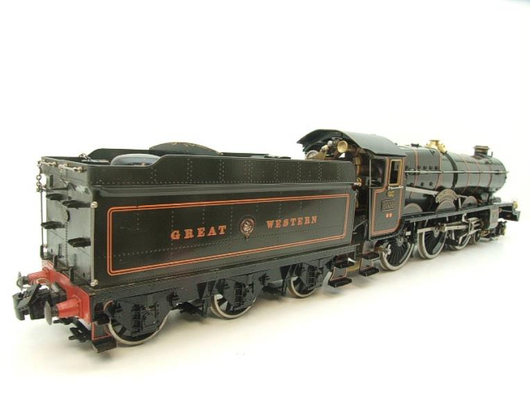 "Gauge 1 Aster GWR King Class ""King George V"" R/N 6000 Live Steam image 12"