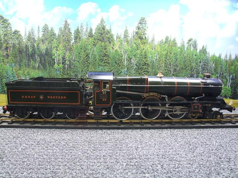 "Gauge 1 Aster GWR King Class ""King George V"" R/N 6000 Live Steam image 13"