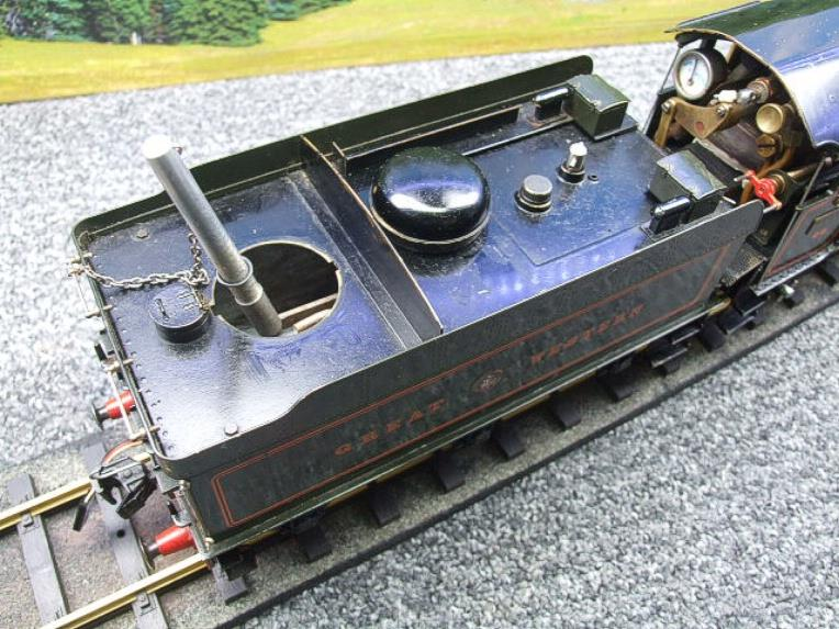 "Gauge 1 Aster GWR King Class ""King George V"" R/N 6000 Live Steam image 16"