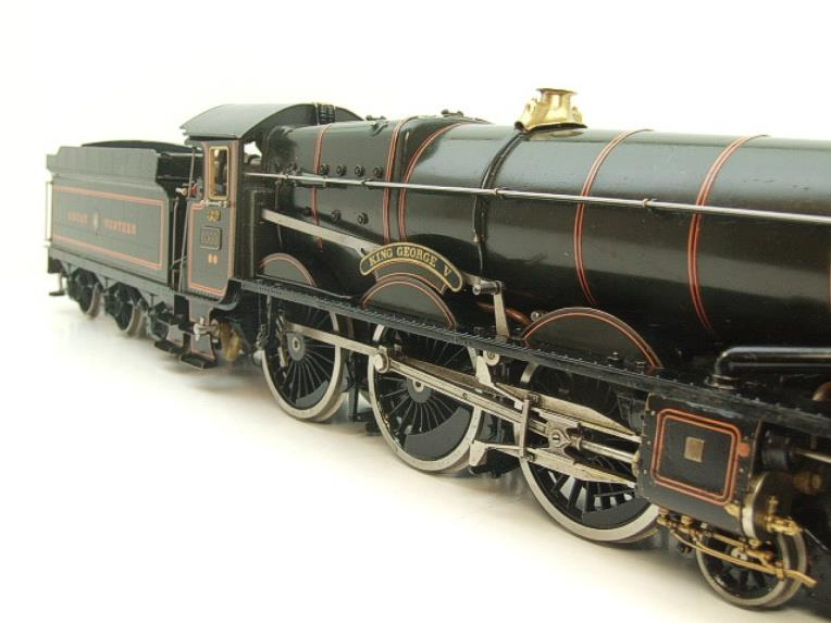"Gauge 1 Aster GWR King Class ""King George V"" R/N 6000 Live Steam image 17"