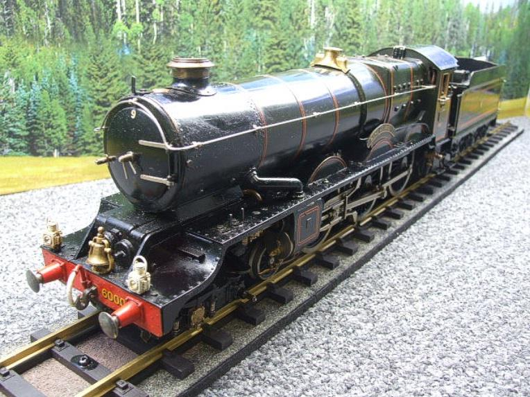 "Gauge 1 Aster GWR King Class ""King George V"" R/N 6000 Live Steam image 18"