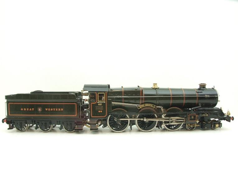 "Gauge 1 Aster GWR King Class ""King George V"" R/N 6000 Live Steam image 21"