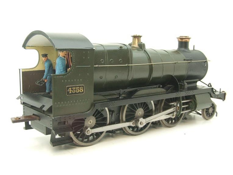 "Gauge 1 Brass Finescale GWR ""Mogul"" 2-6-0 Loco & Tender R/N 4358 Electric 2 Rail image 12"