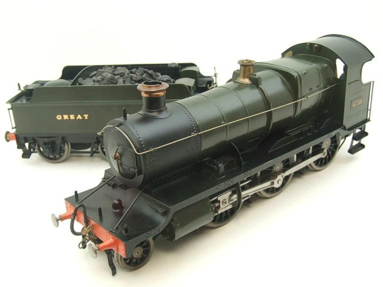 "Gauge 1 Brass Finescale GWR ""Mogul"" 2-6-0 Loco & Tender R/N 4358 Electric 2 Rail image 16"