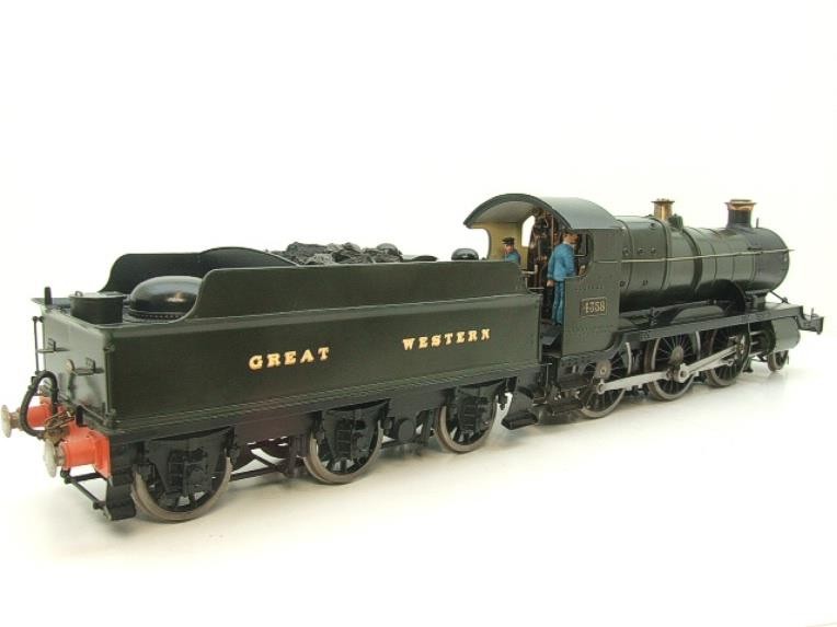 "Gauge 1 Brass Finescale GWR ""Mogul"" 2-6-0 Loco & Tender R/N 4358 Electric 2 Rail image 18"