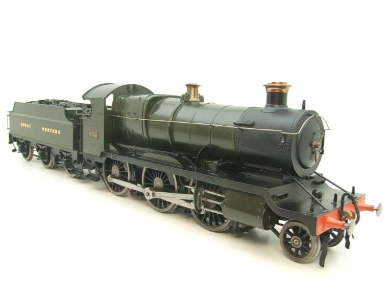 "Gauge 1 Brass Finescale GWR ""Mogul"" 2-6-0 Loco & Tender R/N 4358 Electric 2 Rail image 19"
