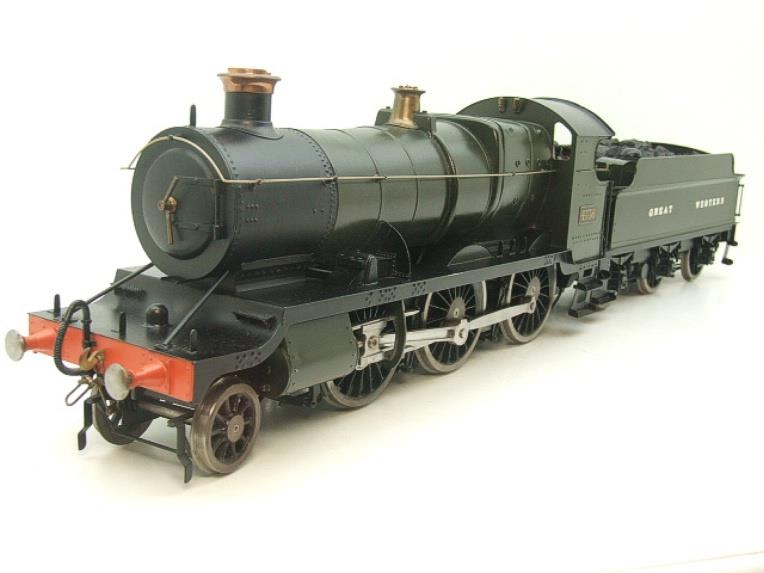 "Gauge 1 Brass Finescale GWR ""Mogul"" 2-6-0 Loco & Tender R/N 4358 Electric 2 Rail image 20"