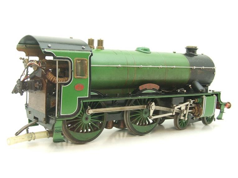 "Gauge 1 Aster SR Southern Schools Class 4-4-0 Loco & Tender ""Winchester"" R/N 901 Live Steam image 15"