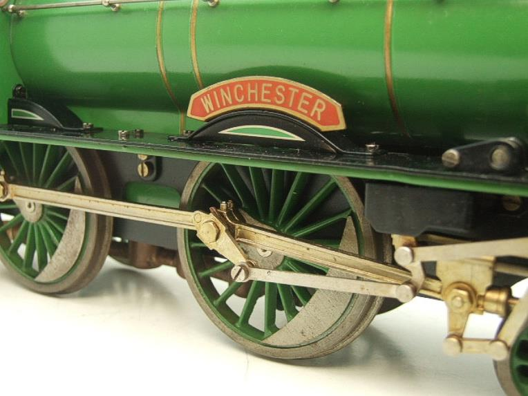 "Gauge 1 Aster SR Southern 4-4-0 Schools Class ""Winchester"" R/N 901 Live Steam image 17"
