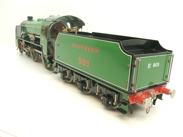 "Gauge 1 Aster SR Southern 4-4-0 Schools Class ""Winchester"" R/N 901 Live Steam image 19"