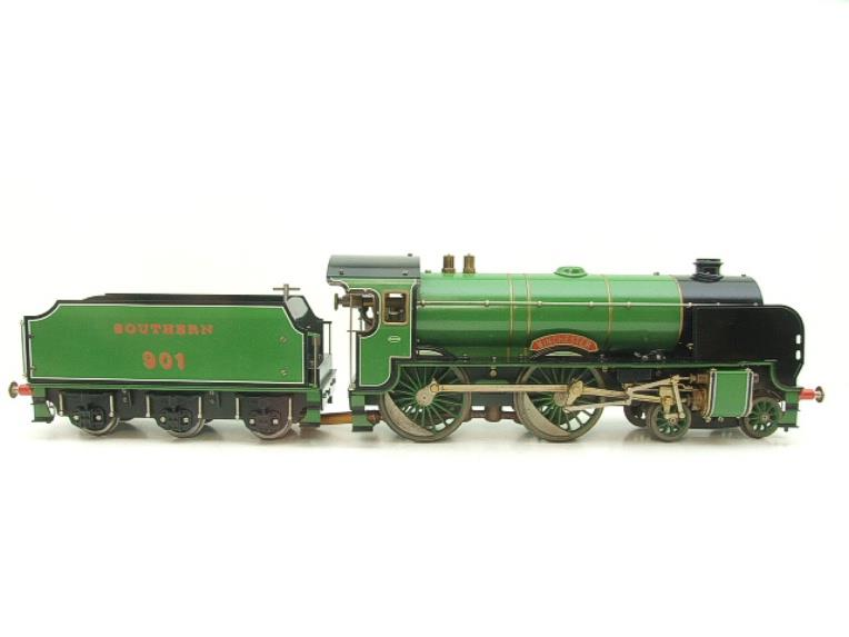 "Gauge 1 Aster SR Southern 4-4-0 Schools Class ""Winchester"" R/N 901 Live Steam image 20"