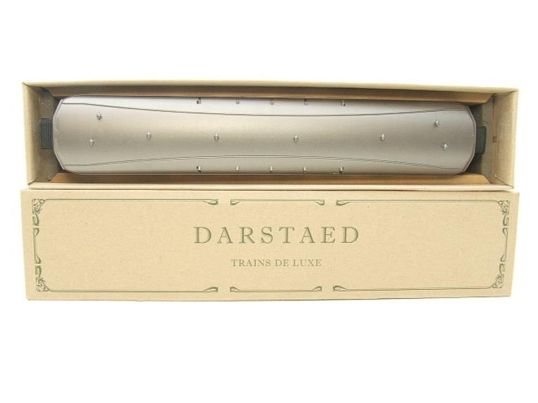 "Darstaed O Gauge Parlour 3rd ""Car No 35 Third Class"" Grey Roof Pullman Coach Boxed image 13"
