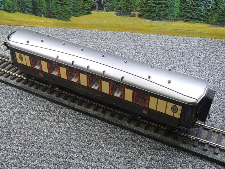 "Darstaed O Gauge Parlour 1st ""Minerva"" Grey Roof Pullman Coach Boxed image 11"