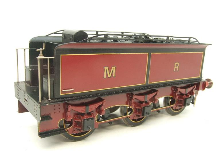 Gauge 1 Brass Fine Scale Victorian Connection MR Kirtley 2-4-0 Loco & Tender R/N 814 Electric 2 Rail image 14