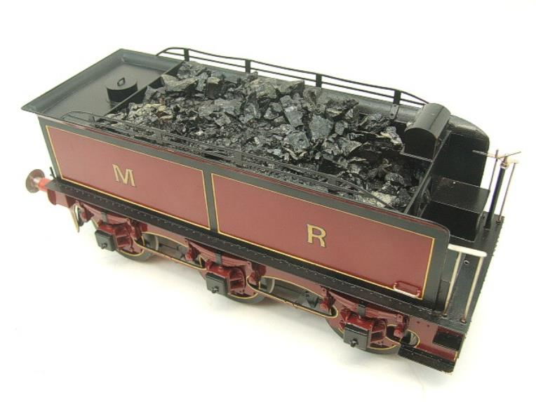 Gauge 1 Brass Fine Scale Victorian Connection MR Kirtley 2-4-0 Loco & Tender R/N 814 Electric 2 Rail image 15