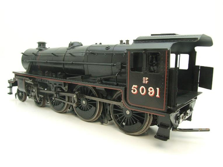 "Gauge 1 Accucraft LMS ""Black Five"" 4-6-0 Loco & Tender R/N 5091 Electric/Battery 2 Rail Fine Scale image 11"