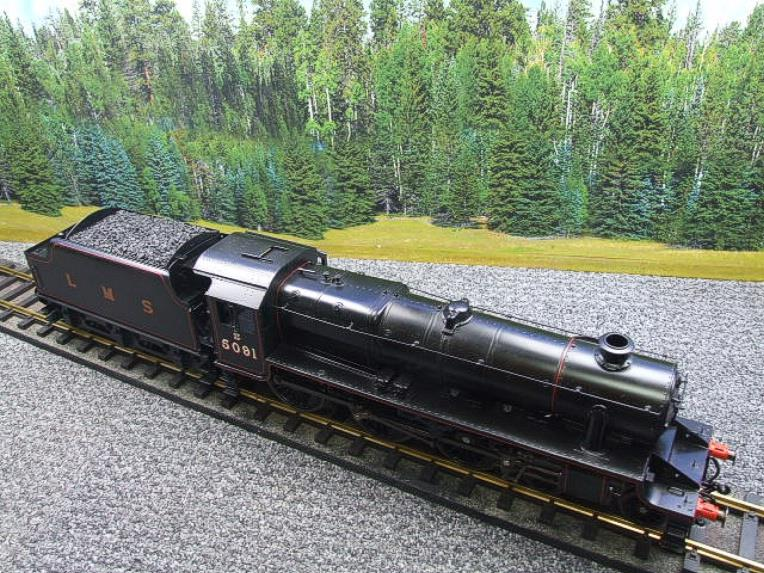 "Gauge 1 Accucraft LMS ""Black Five"" 4-6-0 Loco & Tender R/N 5091 Electric/Battery 2 Rail Fine Scale image 18"