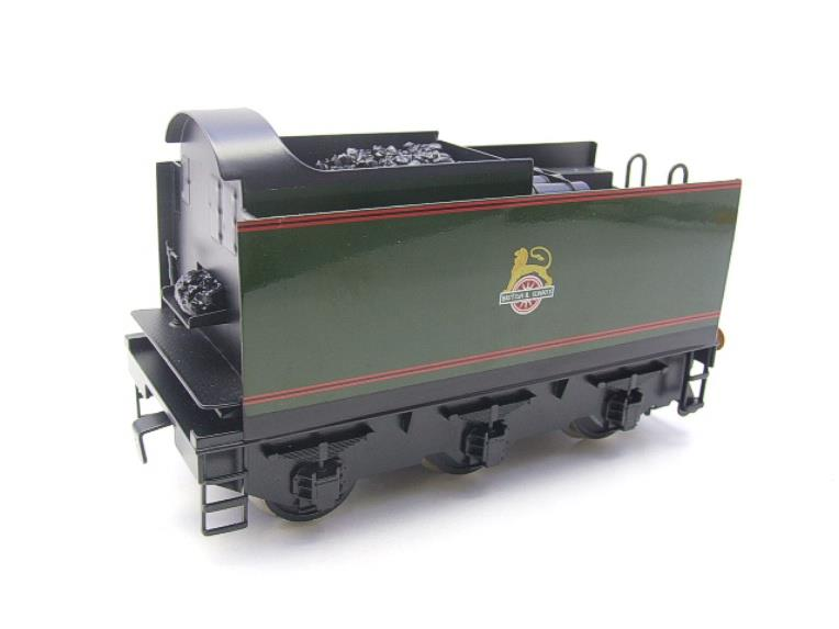 "Ace Trains O Gauge E9 Bulleid Pacific BR Green ""Tangmere"" R/N 34067 Bxd Elec 2/3 Rail image 13"