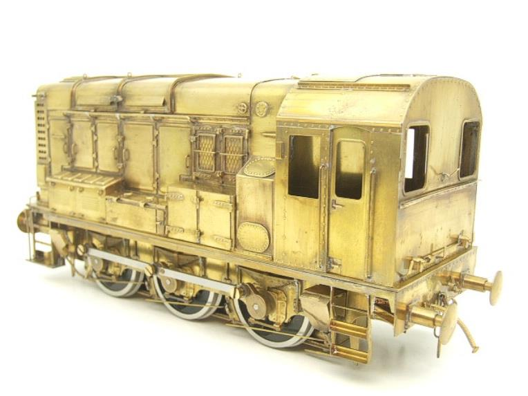 Sancheng Finescale Brass O Gauge 08 Shunter Diesel Loco Electric 2 Rail image 11