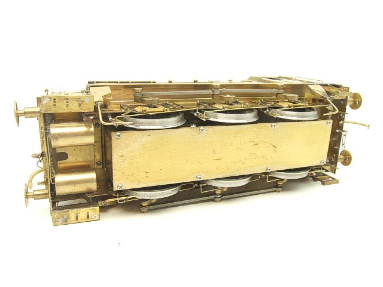 Sancheng Finescale Brass O Gauge 08 Shunter Diesel Loco Electric 2 Rail image 12