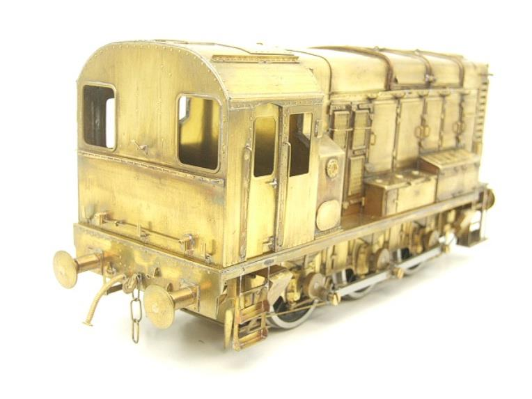 Sancheng Finescale Brass O Gauge 08 Shunter Diesel Loco Electric 2 Rail image 14
