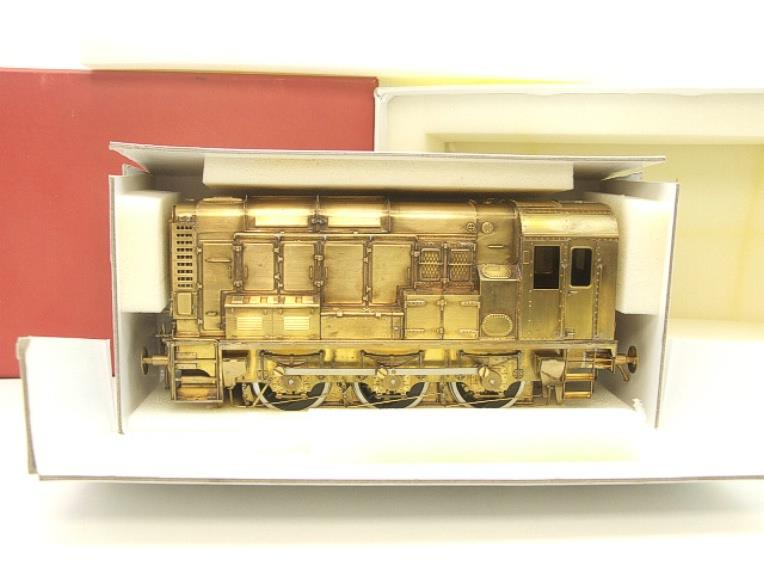 Sancheng Finescale Brass O Gauge 08 Shunter Diesel Loco Electric 2 Rail image 16