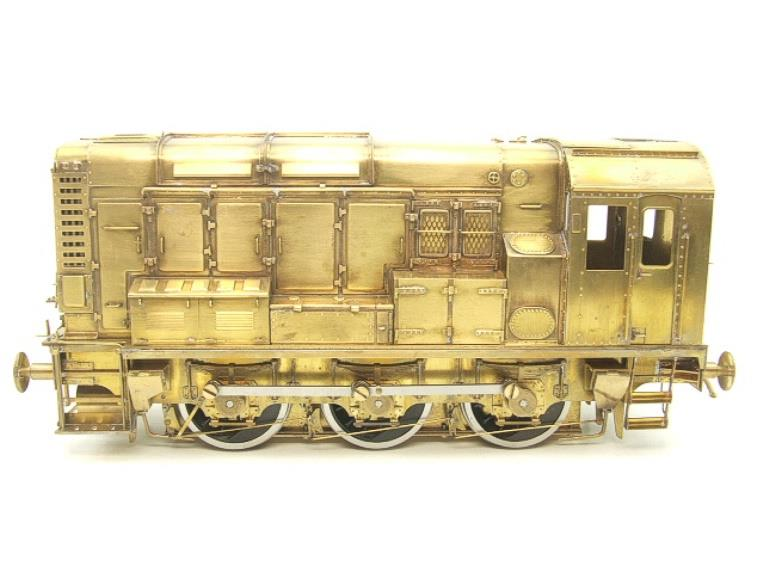 Sancheng Finescale Brass O Gauge 08 Shunter Diesel Loco Electric 2 Rail image 18